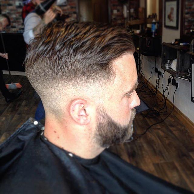 #barberhouse #barbershop #barber #wahl #menshair #mensstyle #mensgrooming #beard #wigan #wiganwarriors #barbering #barberlife #hair #hairstyle #oster #americancrew