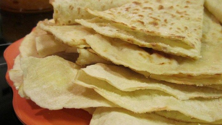 I was raised on Lefse as a special treat for the holidays.  We still make it every holiday season, and this is the best recipe ever. We eat ours with butter and sugar. Note: you will need a potato ricer to prepare this recipe.