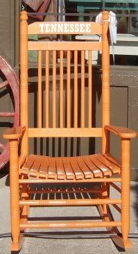 ... Tennessee Vols Rocking Chair At Cracker Barrel Graphics, Pictures