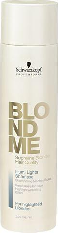 Schwarzkopf Professional Illumi Light Shampoo