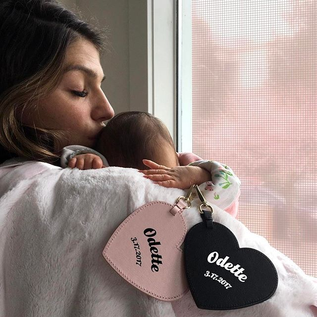 3/27/17 -- Please welcome the newest Padalecki, Odette Elliott!! I wanted to celebrate this special occasion by...   Baby Padalecki #3 is here!!!! And she's beautiful