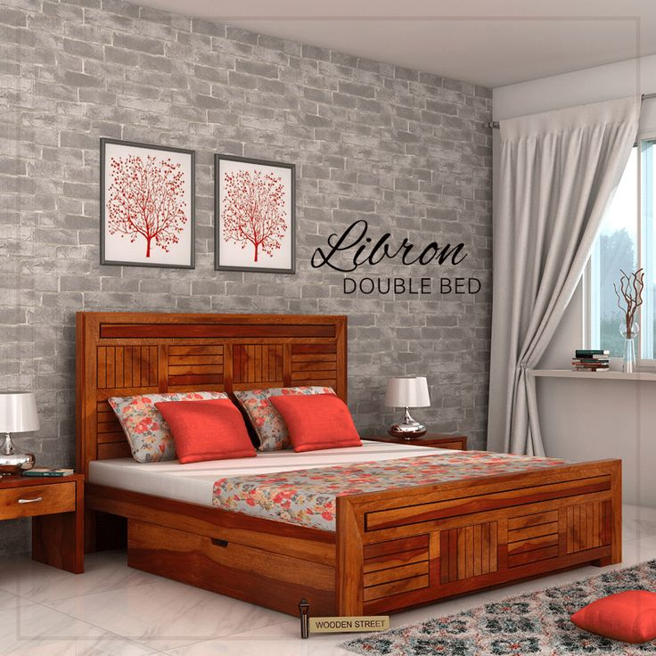 create a bedroom worthy for royals with libron king size bed a