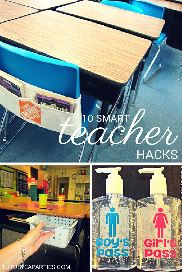 Some of these are pretty good. 10 Brilliant Tips for Your Classroom
