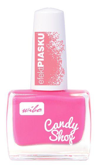Lakier Candy Shop kolor nr 2 - landrynkowy róż