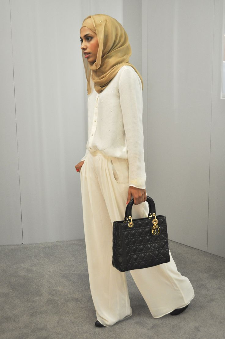 15 Awesome Hijab Style Inspiration From Fashionable Hijabis | Gurl.com