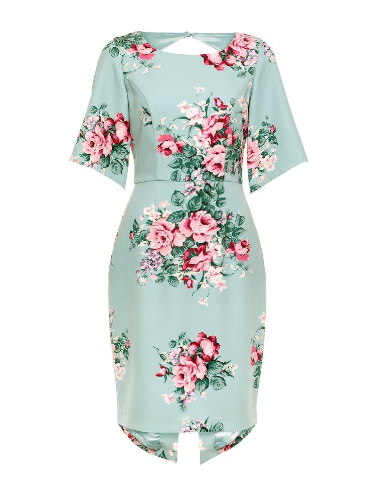 Ascot Dress | Multi | Dresses