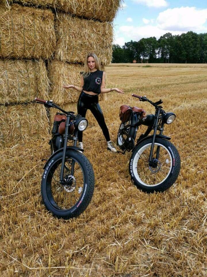 E Fatbike E Bike Cruiser Fahrrad Pedelec Farb Design Nach Wahl In Niedersachsen Dinklage