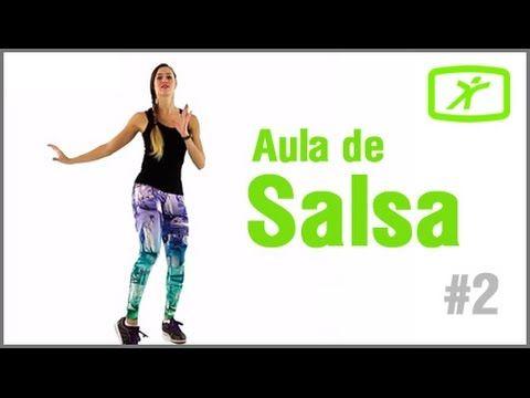Entre em Forma Dançando Salsa - Aula de Salsa #2