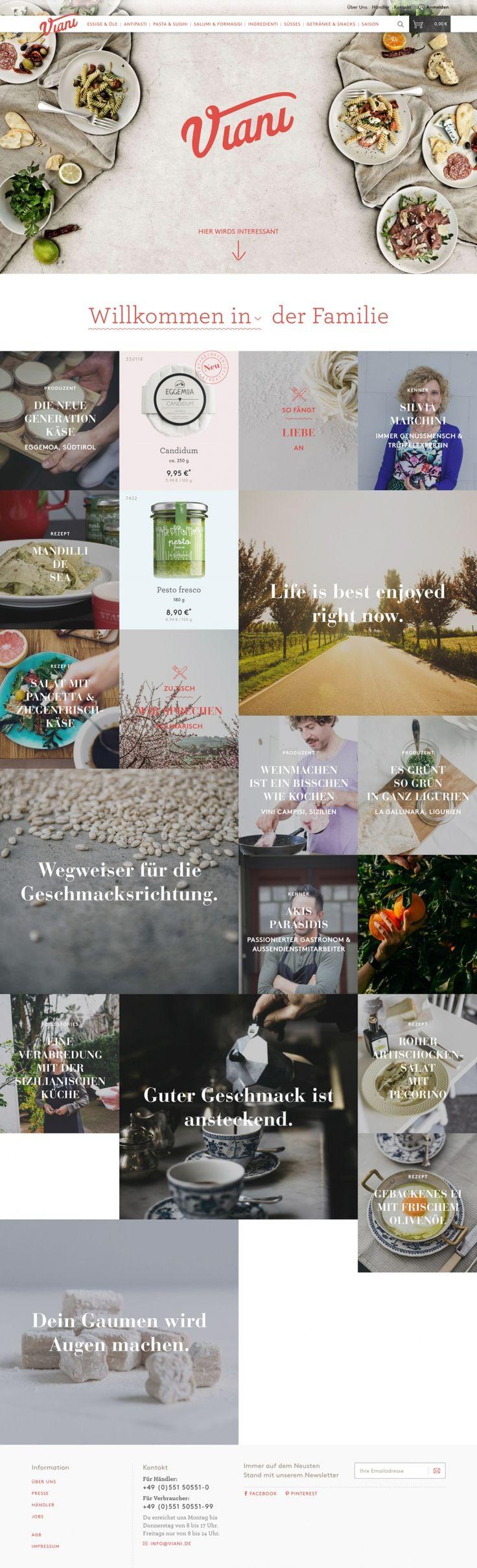 Viani - Mindsparkle Mag #Webdesign @English4Matura