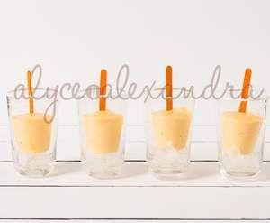 Recipe Mango Ice Creams by alycealexandra - Recipe of category Desserts & sweets