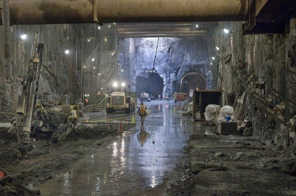 MTA Unveils Photographic Evidence of the Second Avenue Subway — ANIMAL: 2nd ave. subway