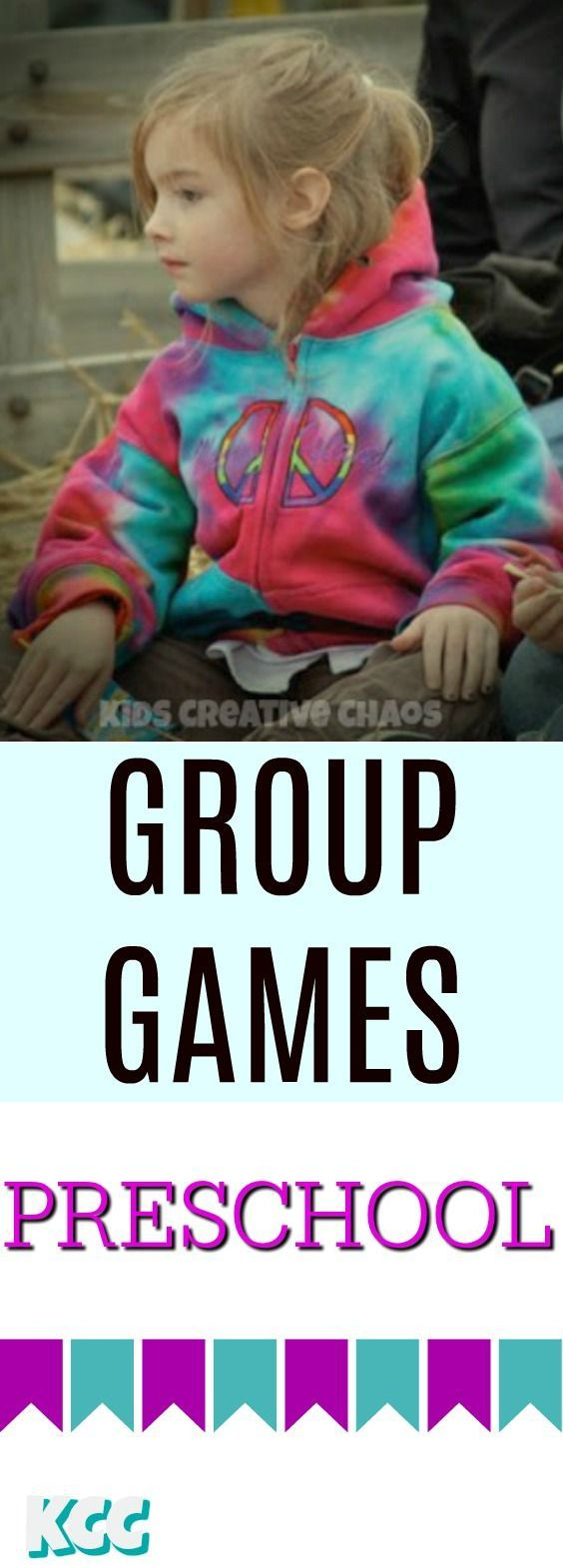 Group games for preschoolers ece early elementary kindergarten circle time. #kidscreativechaos