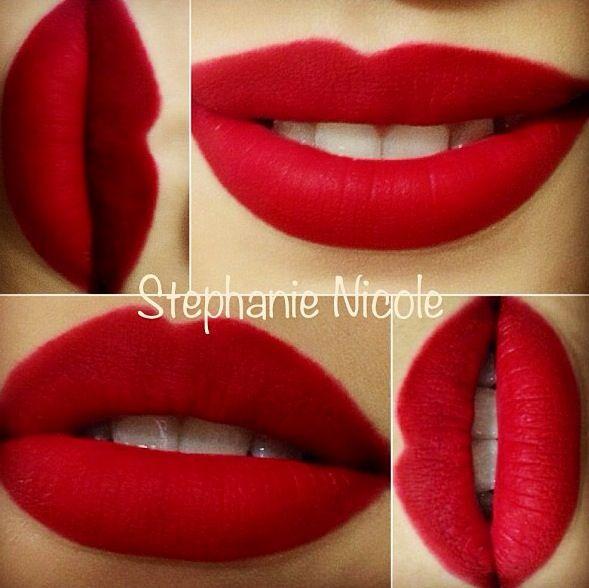 Mac ririwoo lipstick with kiss me quick liner
