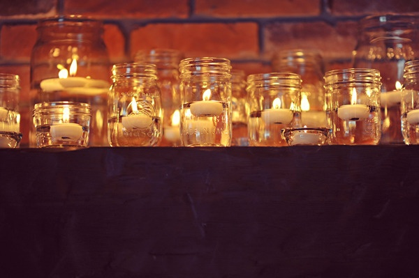 floating tealightsMasons, Crafts Ideas, Floating Candles, Gallery, Saving Jars, Parties Ideas, Mason Jars, Floating Tealight