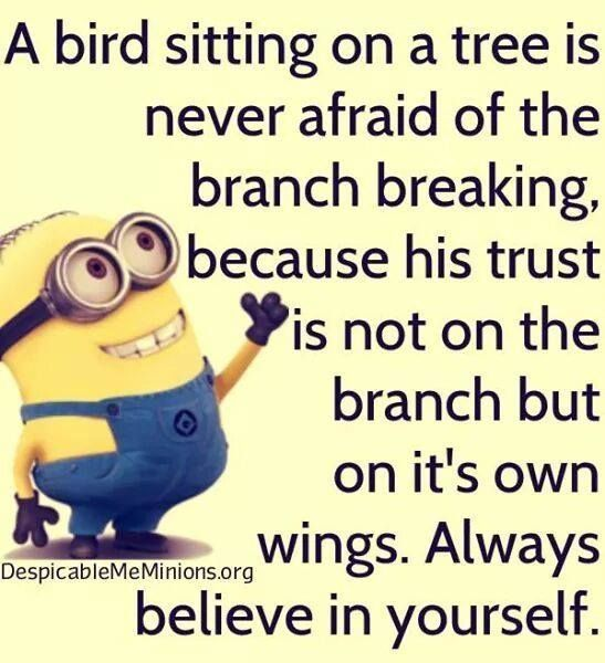 Minion wisdom - Funny Minion Meme, funny minion memes, funny minion quotes, Minion Quote Of The Day, Quotes - Minion-Quotes.com