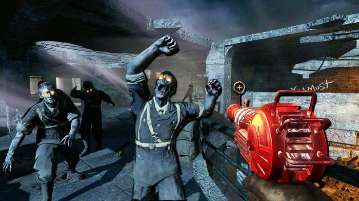 Classic Zombies maps are coming to 'Call of Duty: Black Ops 3' Im not a big Call of Duty fan admittedly but I have fond memories of Black Ops 2s Zombies mode. And Im sure Im not the only one. The shambling undead have been a popular part of the franchise for many years. Now Treyarch is tapping into that nostalgia with its next DLC for Black Ops 3. Zombies Chronicles will feature eight remastered versions of classic Zombies mode maps co-studio head Jason Blundell announced today in an…