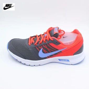 ของดี  NIKE running shoes women's AIR RELENTLESS 807099-006  ราคาเพียง  2,390 บาท  เท่านั้น คุณสมบัติ มีดังนี้ shell / synthetic fiber (mesh) + artificial leather + syntheticresin (TPU)& out sole / rubber base (solid rubber)& Middle / synthetic resin (Lithron)&