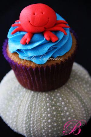 Crab cupcake   # Pin++ for Pinterest #