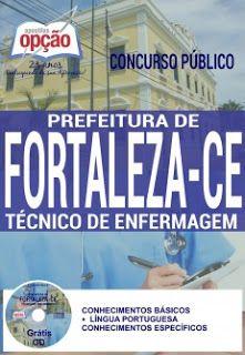 Aberto concurso público para Prefeitura de Fortaleza / CE, para o cargo de…