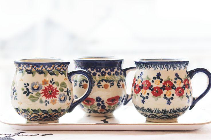 ポーランド(ボレスワヴィエツ陶器)のマグカップ 華やかなお花の柄がたくさん揃っております。 食卓を鮮やかに彩ってみませんか。 http://www.paysage.jp ライフスタイルショップ ギフト PAYSAGE / ペイザージュ LINE@ ID: @paysage