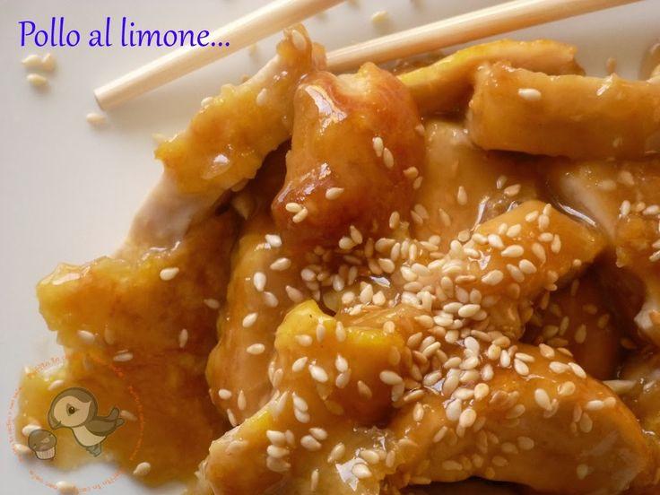 Puffin in cucina e non solo...: Pollo al limone, la cucina cinese a casa tua.....come dice il saggio...