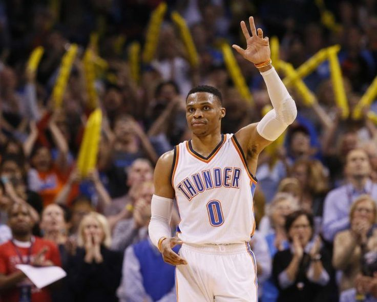 Russell Westbrook ties Oscar Robertson's NBA record for triple-doubles in a season - M2 VOICE