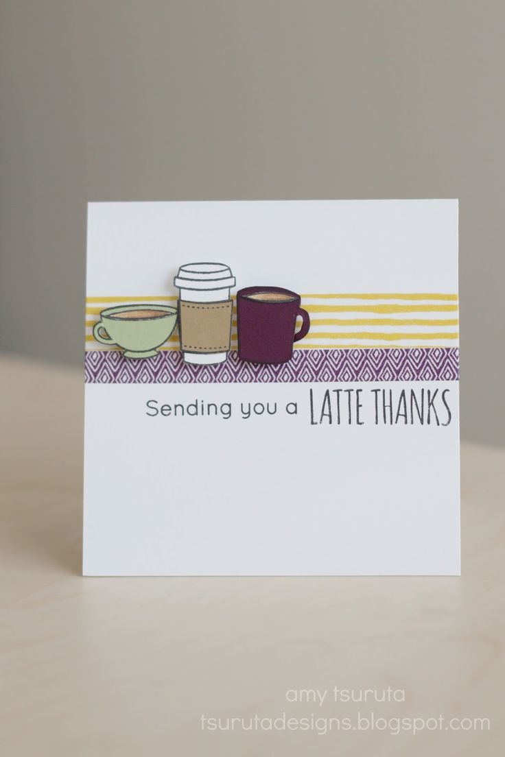 371 Best Coffee Tea Themed Cards Images By Jean Carrasquillo On