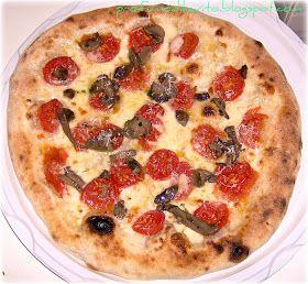 Profumo di Lievito: La pizza al piatto con metodo poolish
