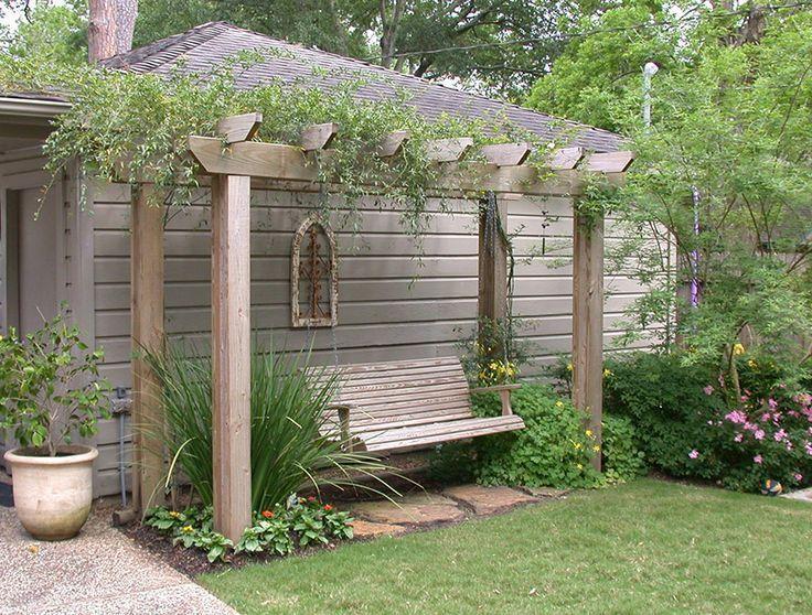 Sehen Sie sich das Landschaftsarchitektur- und Design-Portfolio von Prewett, Read & Associates für benutzerdefinierte Gärten an