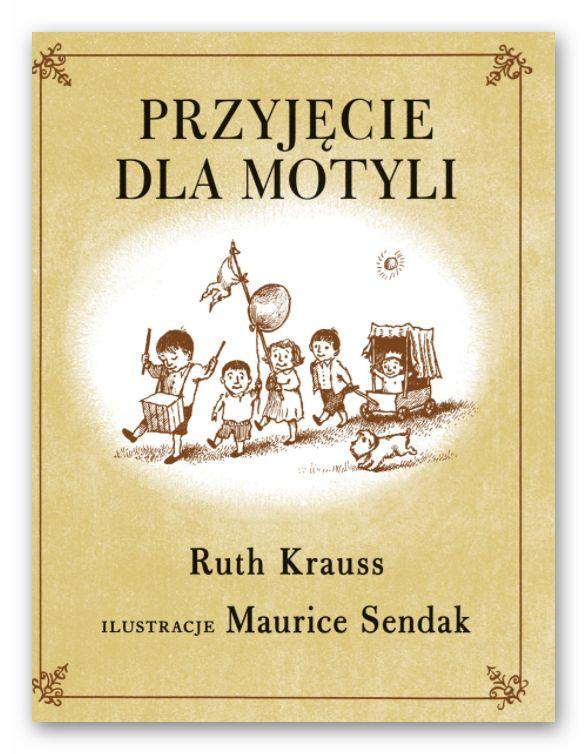 Przyjęcie dla Motyli – Haiku dla dorosłych dzieci opowiedziane przez dzieci.