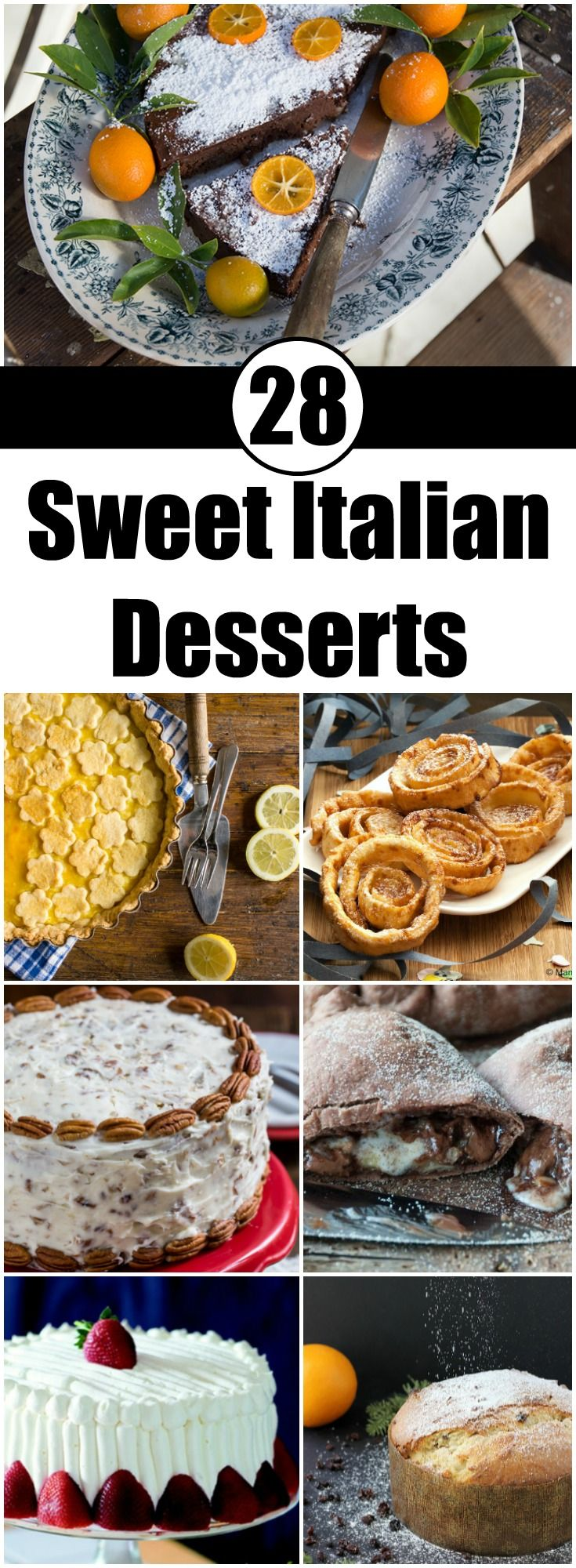 28 Sweet Italian Desserts You Won't Be Able To Get Enough Of