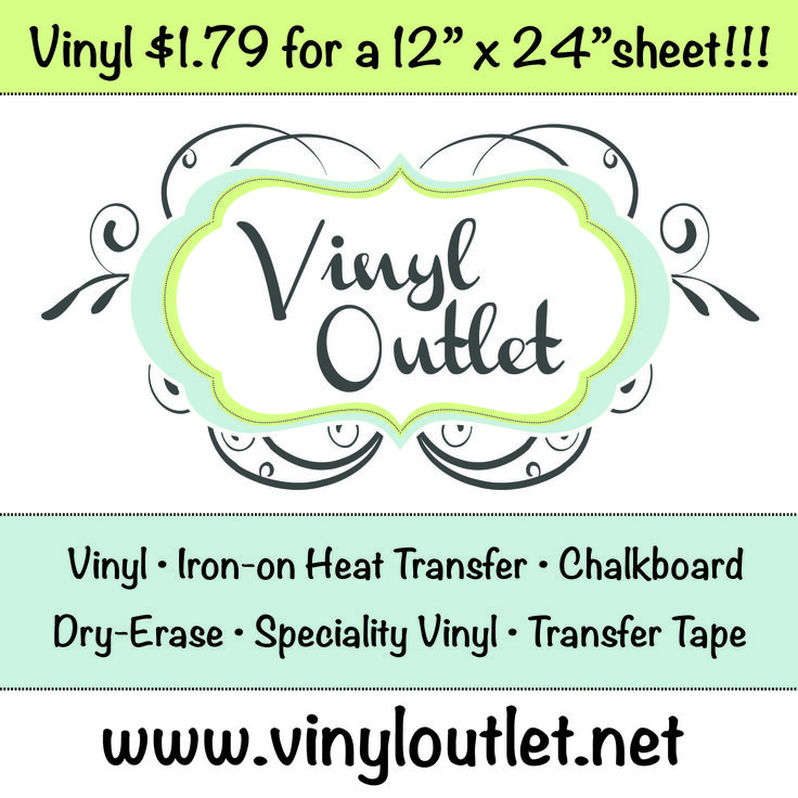 Source for all your vinyl craft/decor needs