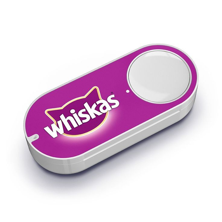 Whiskas Dash Button – Amazon Official Site