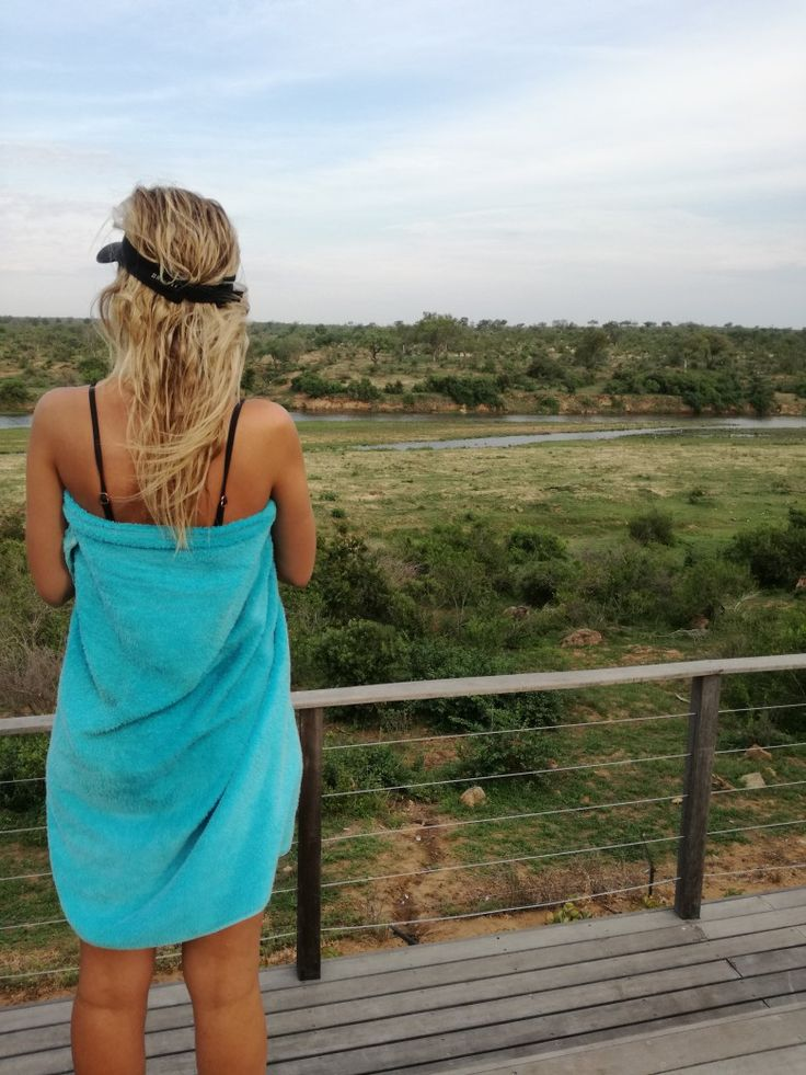 Overlooking the Kruger National Park,Malelane, South Africa
