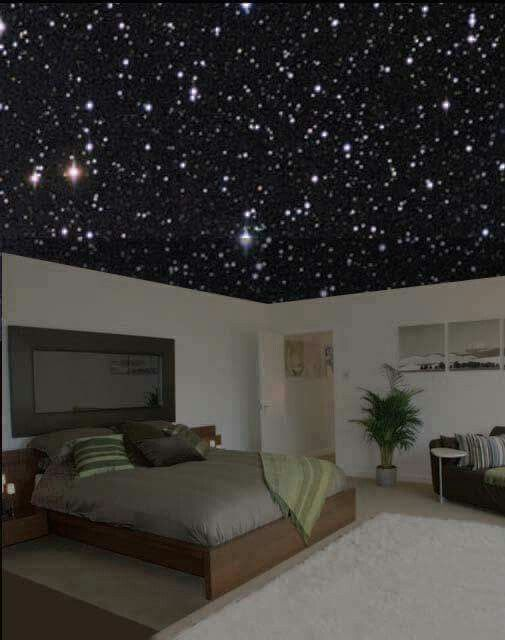 A starry night in our own bedroom. 17 Best images about Jessica s room ideas on Pinterest   Girls