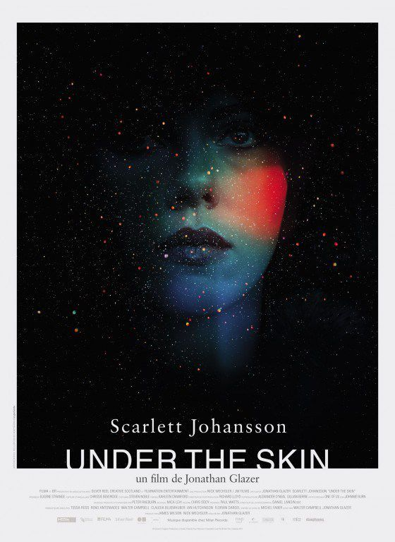 Scarlett Johansson nude and murdering for 90 minutes Under the Skin - Film (2014)