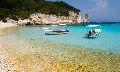 10 perfect Greek island holidays:   Greece has so many idyllic islands with so many gorgeous beaches. Here are some of the choice destinations
