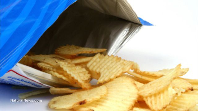 FRITO-LAY CHIPS ARE FILLED WITH POISON-PRODUCING GMO CORN AND DEADLY GLYPHOSATE HERBICIDE