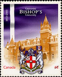 Bishop's University in Lennoxville, Quebec