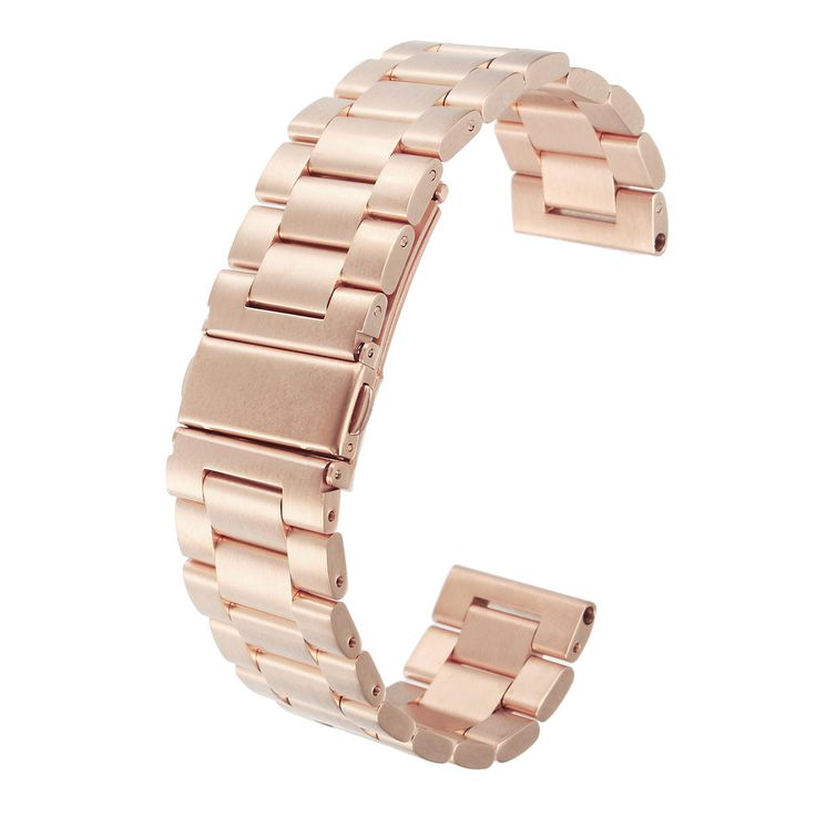 38mm Stainless Steel Watch Band Bracelet Strip for Apple Watch iWatch Series Sale - Banggood.com