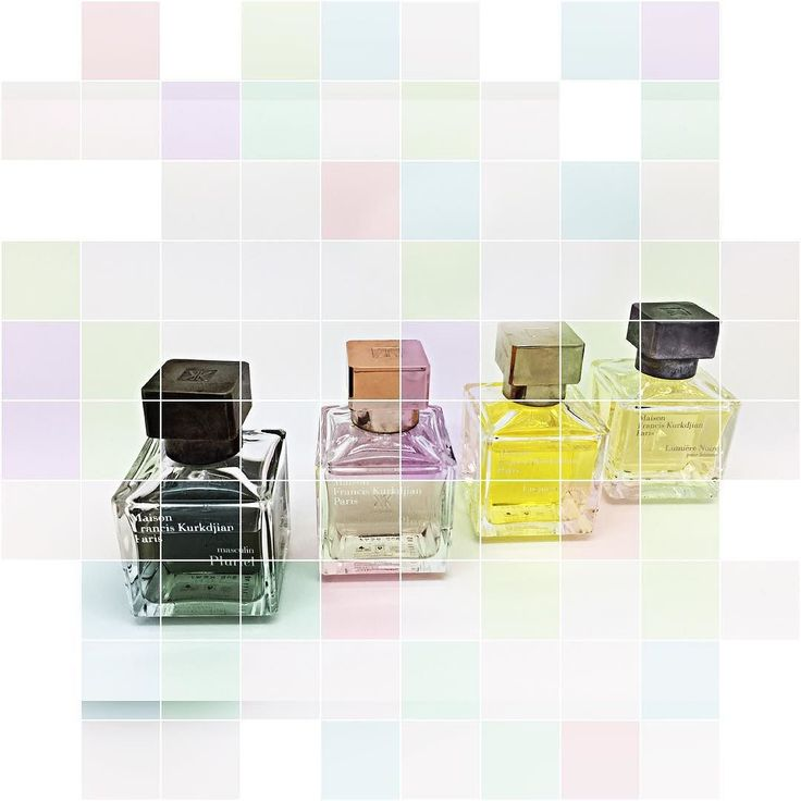 Colori e profumi #maisonfranciskurkdjian #lumierenoire #pluriel #IMFK #everydayisbeautyFull  @franciskurkdjian