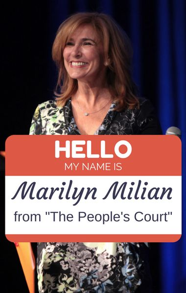 Dr Oz spoke with the star of 'The People's Court' Judge Marilyn Milian, about how she manages stress and maintains a youthful glow despite her hectic schedule.