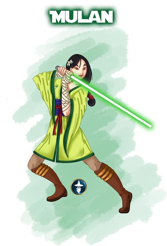 Star Wars Princess