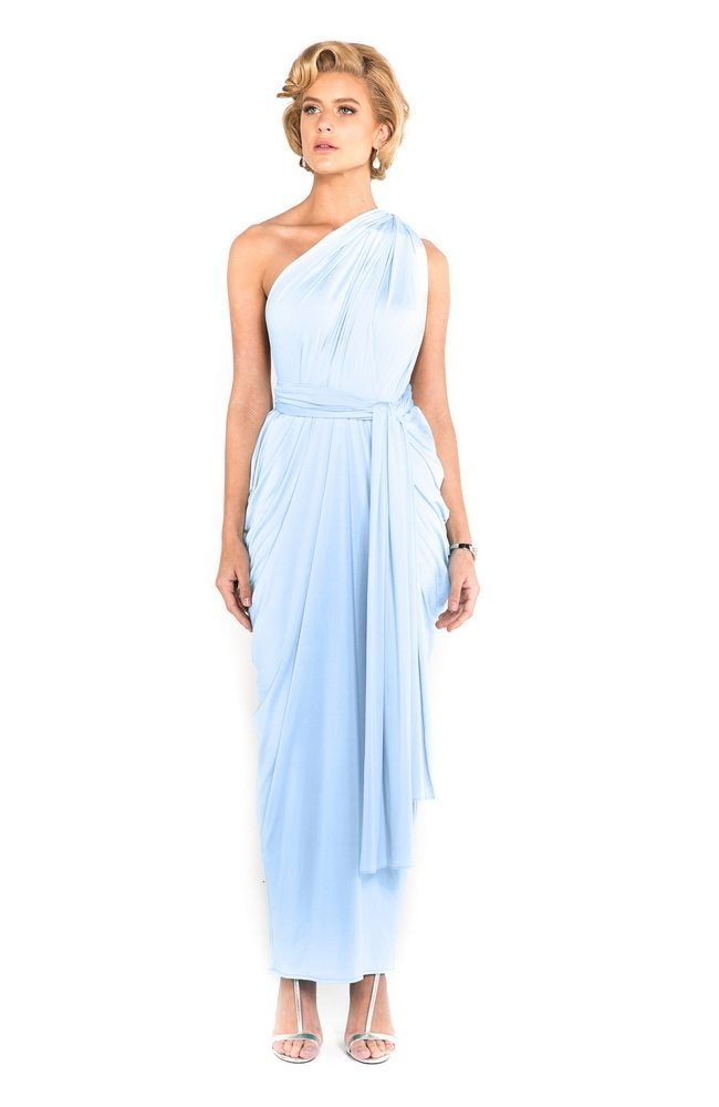 Goddess Gown - Made to Order - Nicolangela Australia