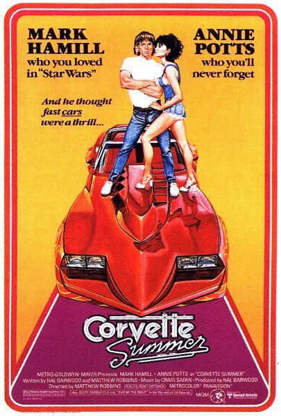 "Corvette Summer - ""Ya wanna hitchike, ya gotta stick somethin' out."""
