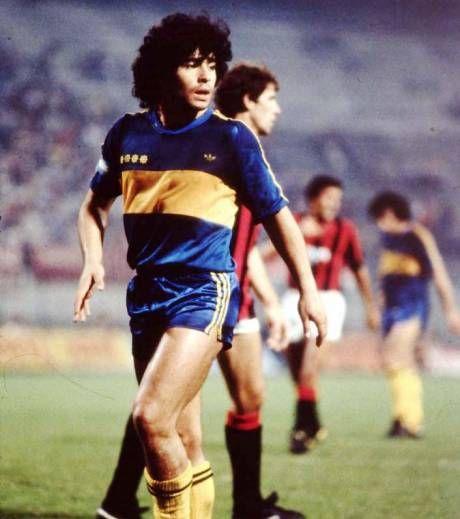 Diego Maradona, Boca Juniors
