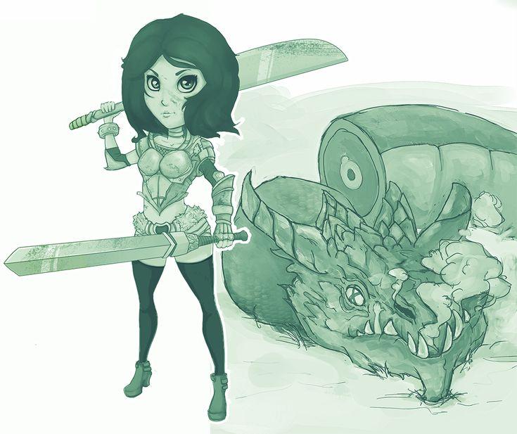 Warrior Princess by 5agado.deviantart.com on @DeviantArt