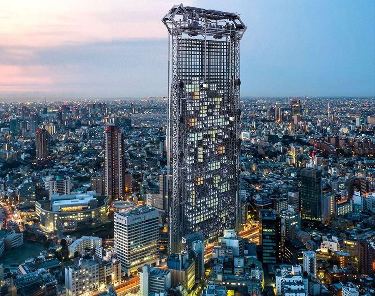 Небоскреб будущего напечатает квартиру сразу после покупки  Хасиф Рафий разработал концепт здания, способного расти бесконечно долго. Дизайнер разработал концепцию небоскрёба, учтя специфику Токио.   Вдохновителями послужили крохотные квартиры, капсульные отели, роботы и автоматы с различными товарами. Суть проекта Pod Skyscraper — строительство бесконечного дома, где квартиры печатают на принтерах под нужды и возможности покупателя. Предлагаемая модульная конструкция позволит достраивать…