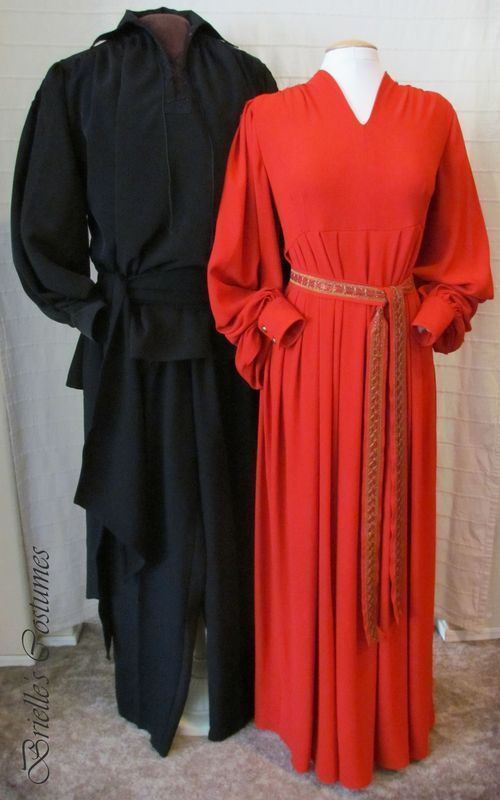 princess bride costume | princess bride costumes | Crafts to Do