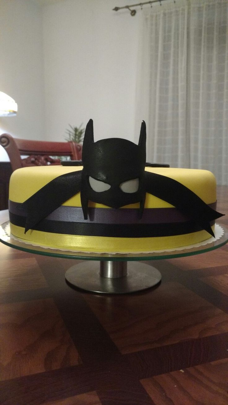 Batman, tort -   autor Słodka sosnowa